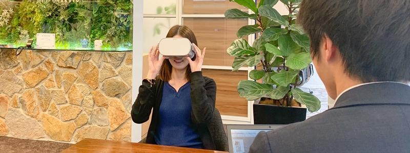 VR内覧で学生のお部屋探しの7割が予約
