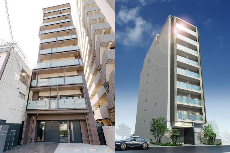 宅都ホールディングスが特区民泊の宿泊施設「TAKUTO STAY」を大阪の上本町と弁天町に2棟オープン!